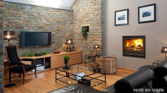 infire 800 green bg bodart gonay chemin e ni oise. Black Bedroom Furniture Sets. Home Design Ideas