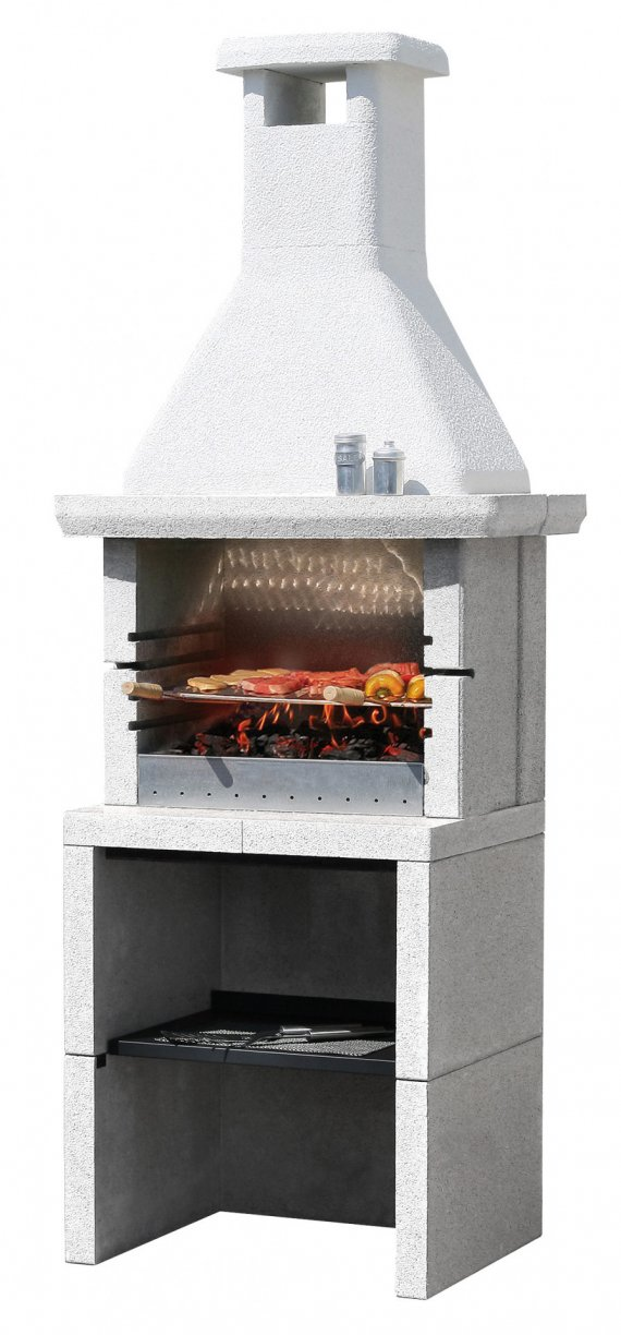 colle betonfast barbecue